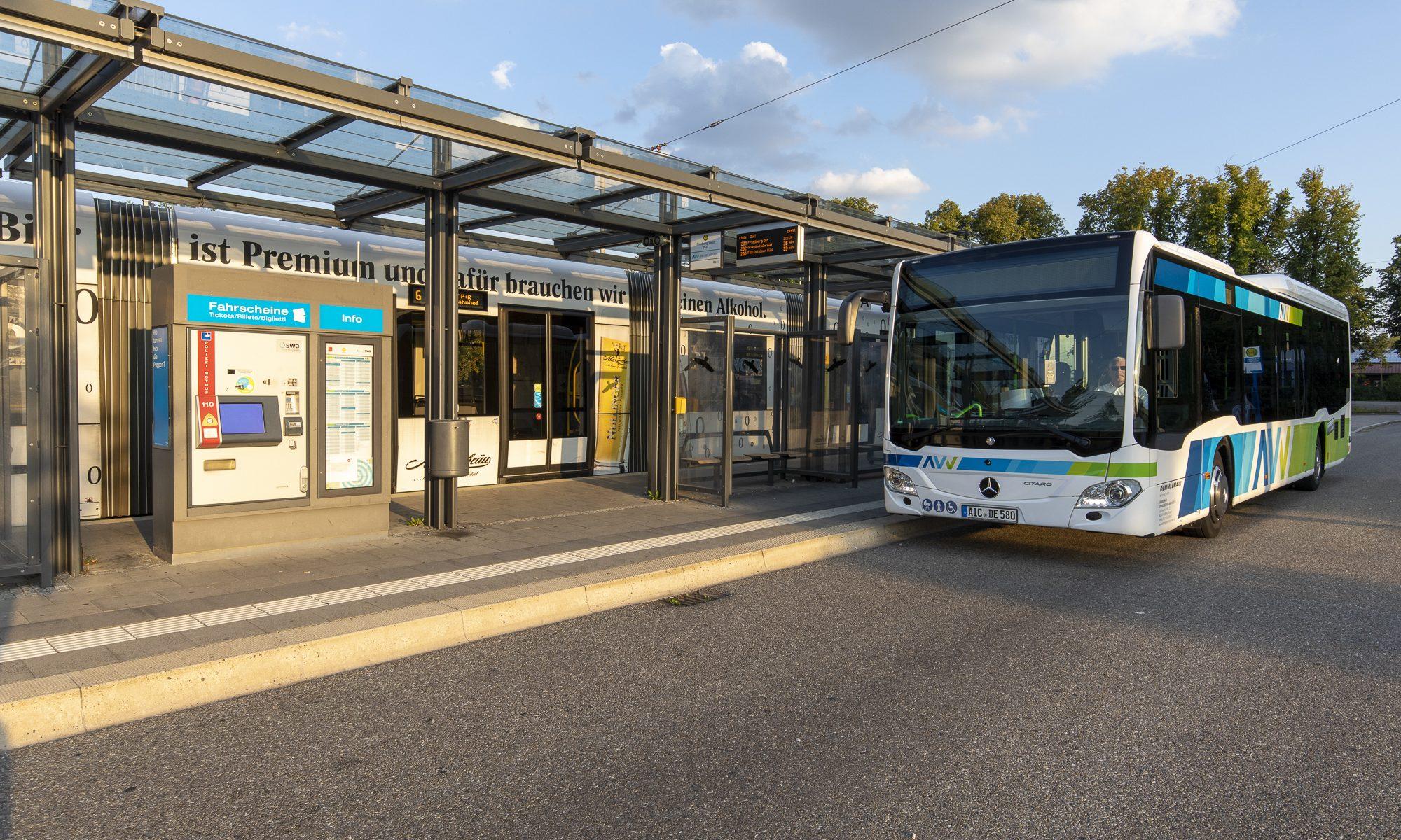 AVV Demmelmair Bus